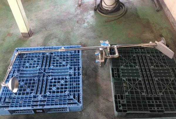 有害化学物質洗浄用 緊急シャワー用途:緊急シャワー - はりま部品加工・機械組立.com