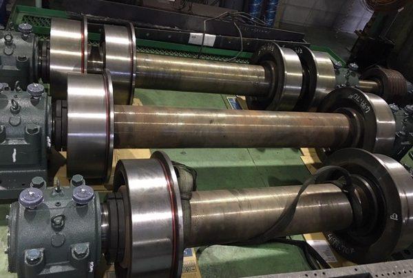 遠心鋳造機用車輪メイン画像 - はりま部品加工・機械組立.com