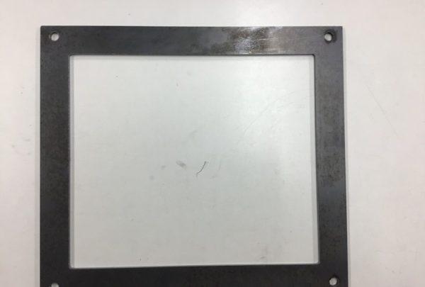 フィルター押え 板金加工品メイン画像 - はりま部品加工・機械組立.com
