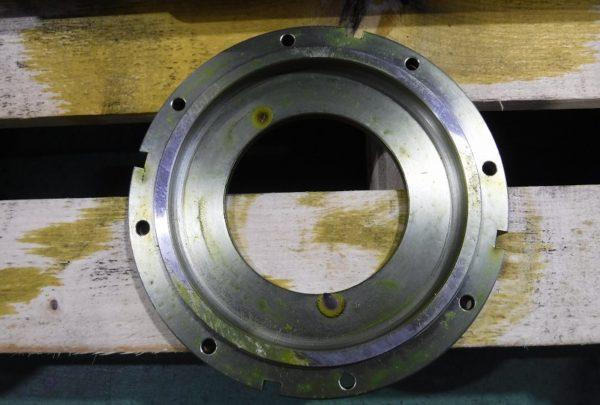 鉄鋼業向け軸受カバー・軸受蓋サイズ:φ200mm×L:80mm - はりま部品加工・機械組立.com
