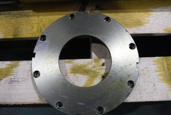 鉄鋼業向け軸受カバー・軸受蓋数量:2個1対 - はりま部品加工・機械組立.com