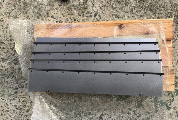 テレスコカバー 板金溶接組立品用途:カバー - はりま部品加工・機械組立.com