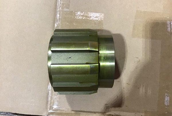 油圧モーター用スプライン 単品加工品