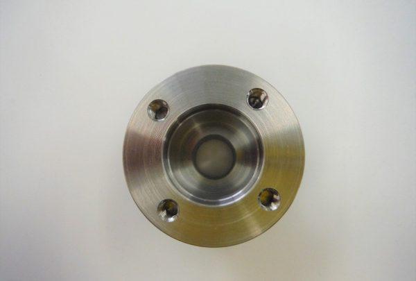 プレス加工機用 ロッドカバーサイズ:φ44mm×H:42mm  - はりま部品加工・機械組立.com