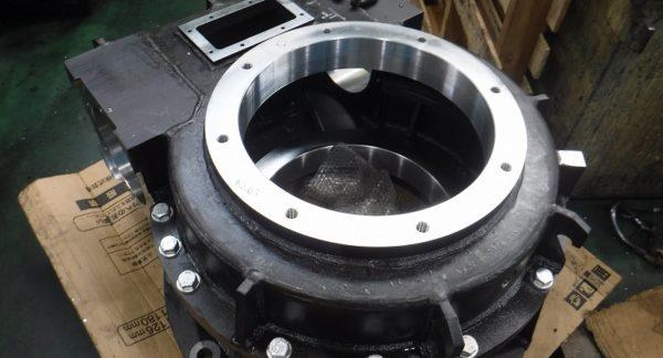 鉄鋼業向け 減速機ケーシング本体