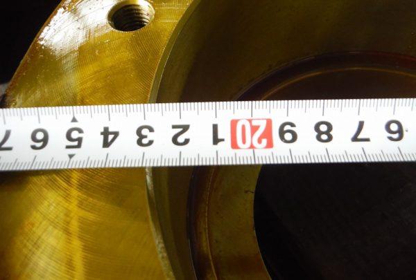 クレーン走行用軸受数量:4個 - はりま部品加工・機械組立.com